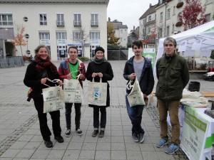 Plastikaktion Augustinerplatz 29.10.16